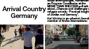 Arrival Country Germany