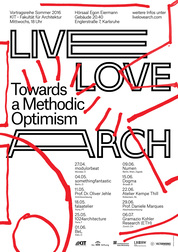 Poster Live Love Arch